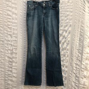7FAM A Pocket Flare Jeans